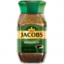 Кофе растворимый Jacobs Monarch 190г банка стекло     104560