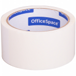 Клейкая лента (скотч) 48х40м белый OfficeSpace 45мкм  КЛ_6963